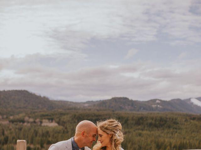 Erika and Nick's Wedding in Cle Elum, Washington 1