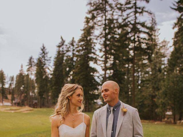 Erika and Nick's Wedding in Cle Elum, Washington 13