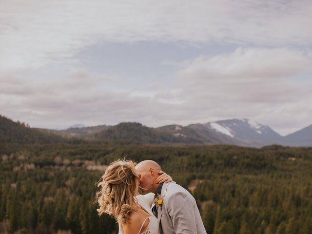 Erika and Nick's Wedding in Cle Elum, Washington 14