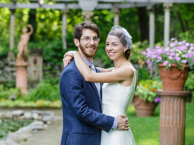 The wedding of Thomas and Alicia