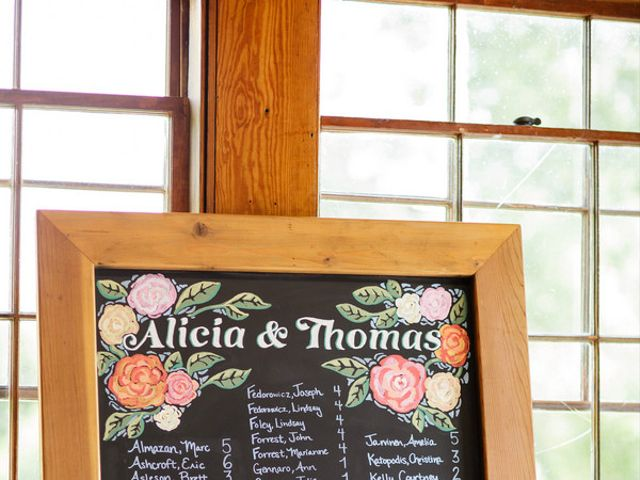 Alicia and Thomas's Wedding in Lincoln, Massachusetts 18
