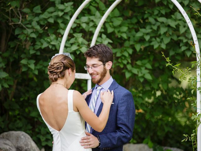 Alicia and Thomas's Wedding in Lincoln, Massachusetts 6