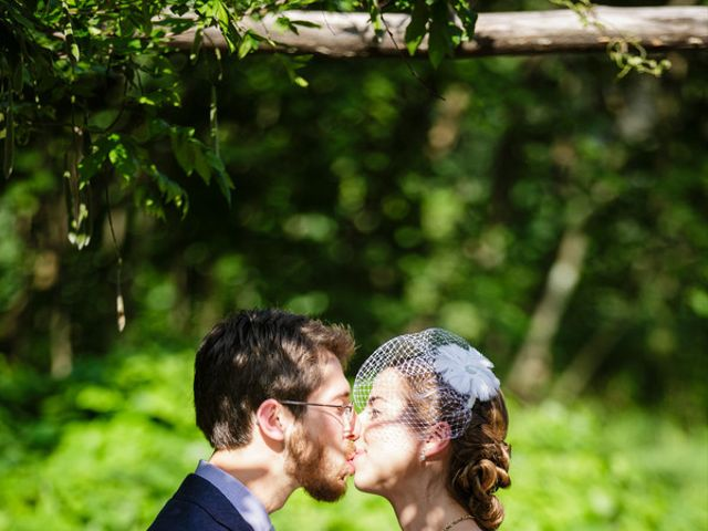 Alicia and Thomas's Wedding in Lincoln, Massachusetts 9