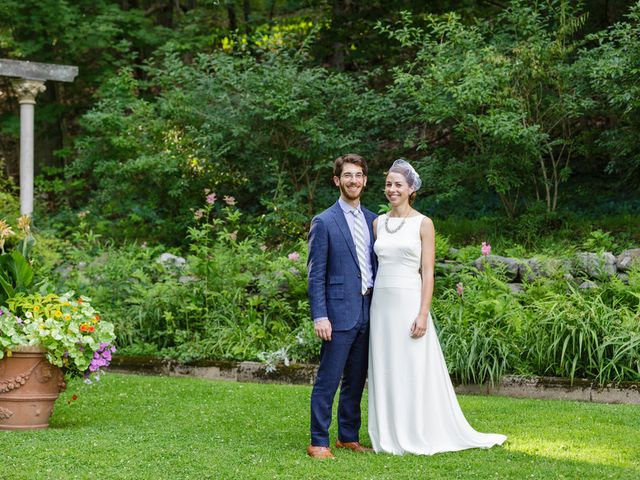 Alicia and Thomas's Wedding in Lincoln, Massachusetts 10