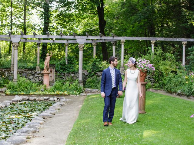 Alicia and Thomas's Wedding in Lincoln, Massachusetts 11