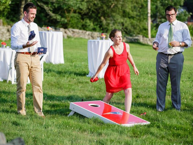 Alicia and Thomas's Wedding in Lincoln, Massachusetts 13
