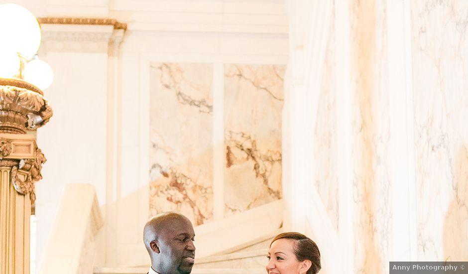 Stephenie and Dexter's Wedding in Baltimore, Maryland