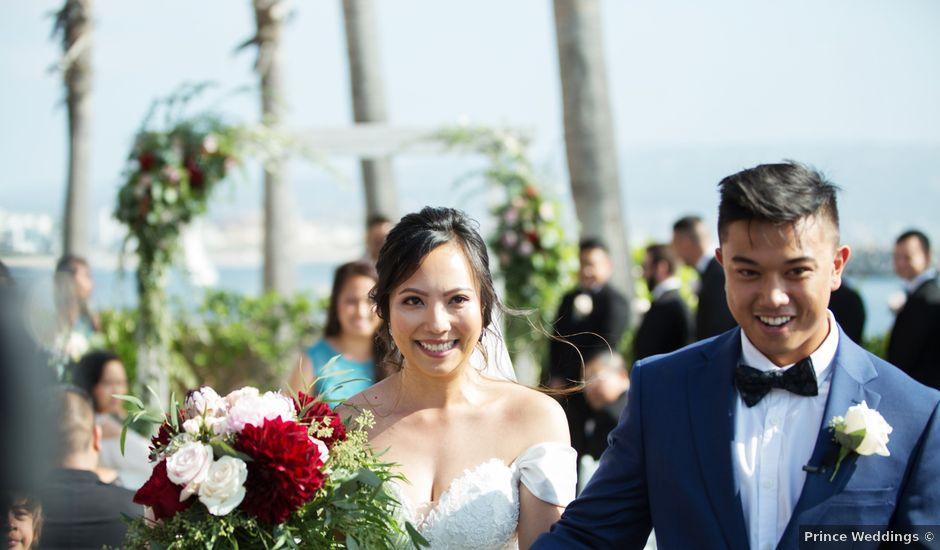 Aaron and Jhoanna's Wedding in Redondo Beach, California