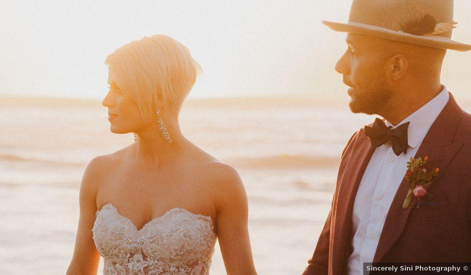 Kevin and Aubrey's Wedding in Rosarito, Mexico