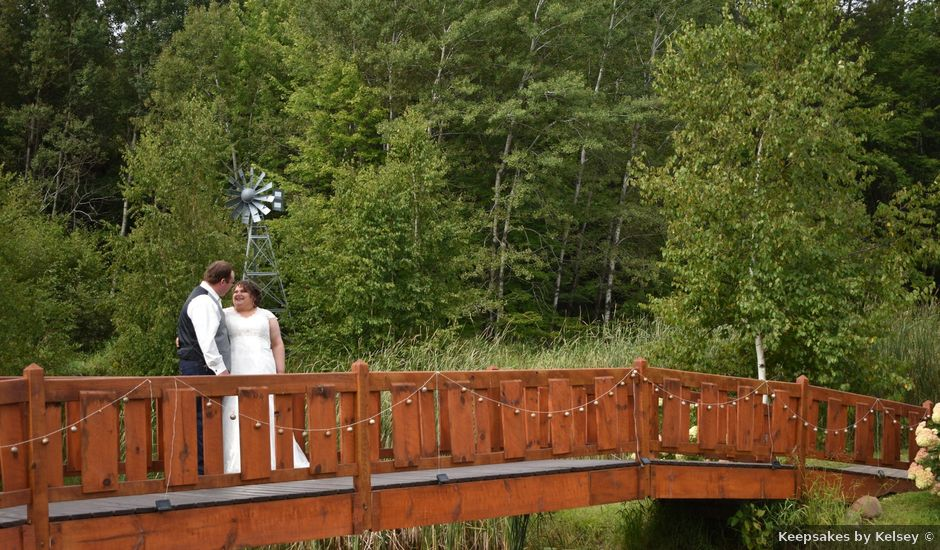 Kris and Kali's Wedding in Cadott, Wisconsin