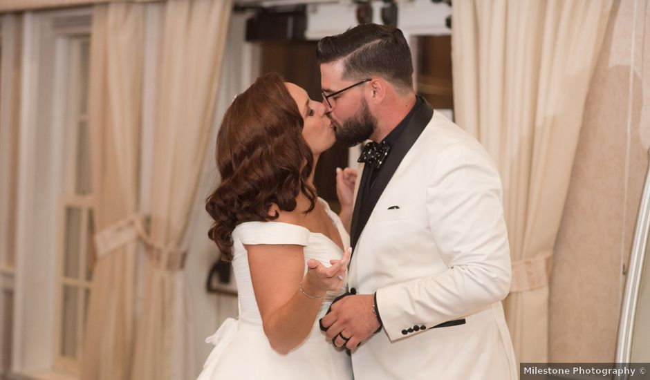 Shawn and Julie's Wedding in Marlton, New Jersey