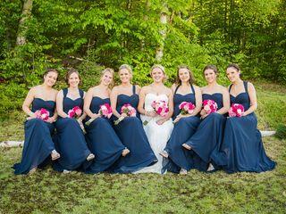 Bridget and Daniel's Wedding in Tupper Lake, New York 3