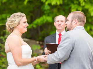 Bridget and Daniel's Wedding in Tupper Lake, New York 9