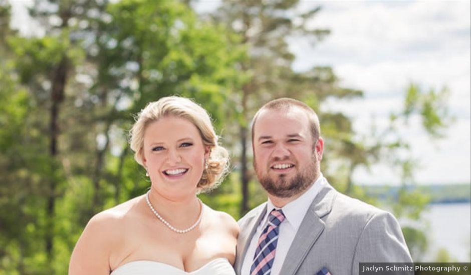 Bridget and Daniel's Wedding in Tupper Lake, New York