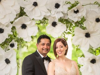 The wedding of Lori and Sanjay 3