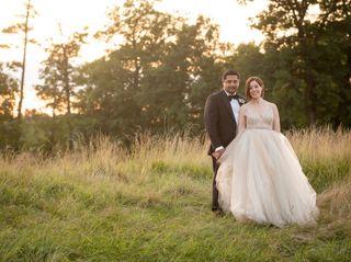 Sanjay and Lori's Wedding in Saratoga Springs, New York 3