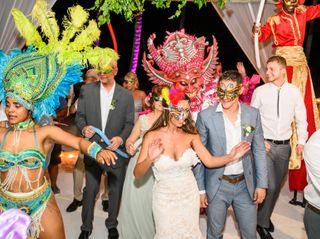The wedding of Glenn and Martella 2
