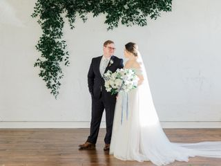 The wedding of Lawton and Haleigh
