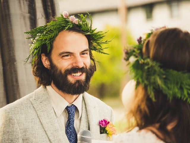 Josh and Rebecca's Wedding in Port Townsend, Washington 3