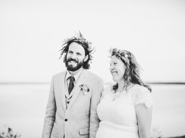 Josh and Rebecca's Wedding in Port Townsend, Washington 8