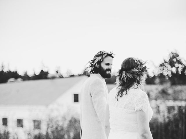 Josh and Rebecca's Wedding in Port Townsend, Washington 9