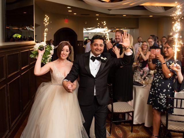 Sanjay and Lori's Wedding in Saratoga Springs, New York 2