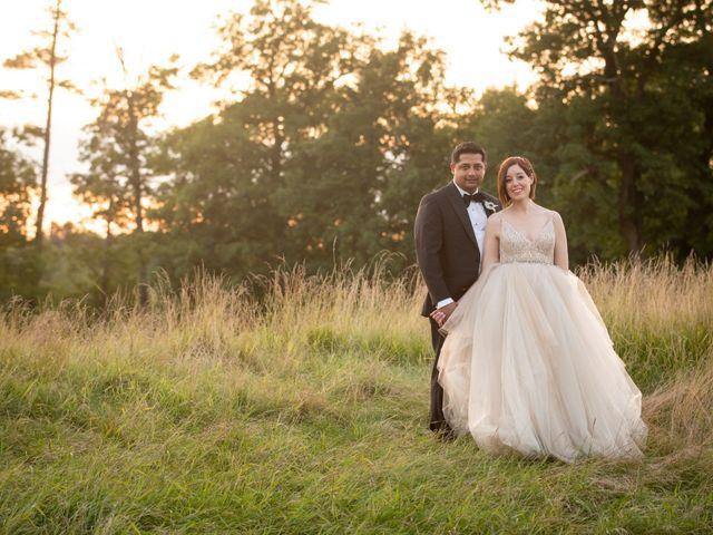 Sanjay and Lori's Wedding in Saratoga Springs, New York 12