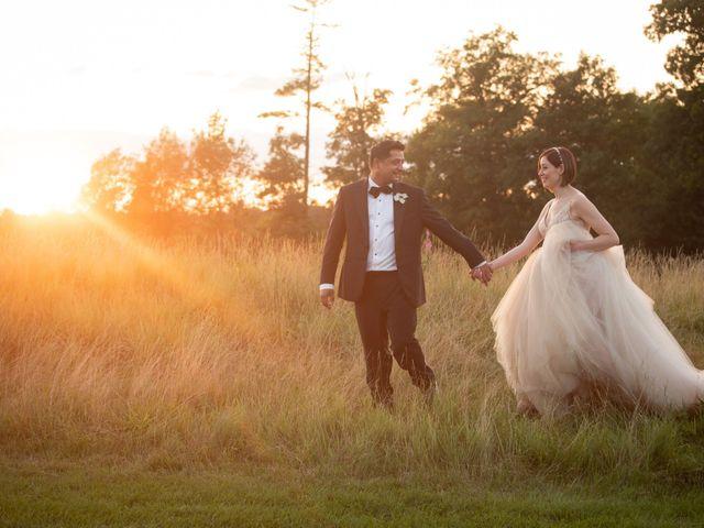 Sanjay and Lori's Wedding in Saratoga Springs, New York 13