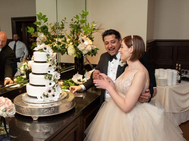 Sanjay and Lori's Wedding in Saratoga Springs, New York 14