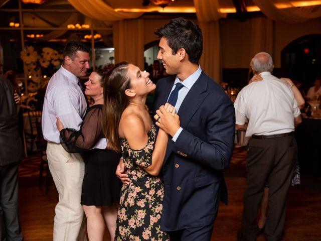 Sanjay and Lori's Wedding in Saratoga Springs, New York 16