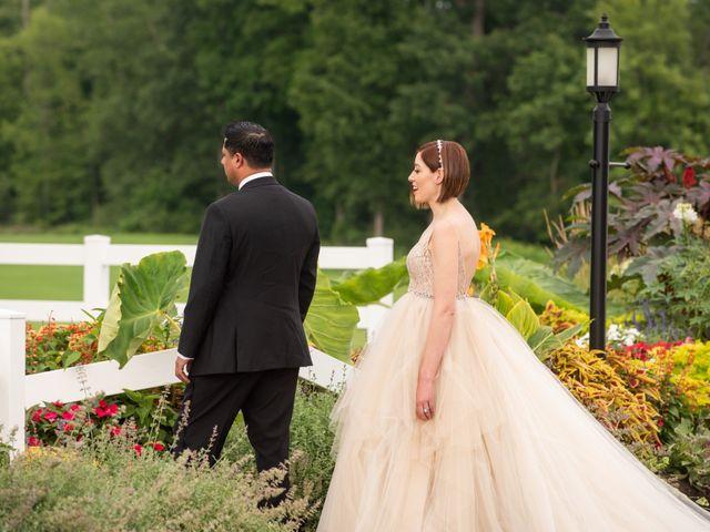 Sanjay and Lori's Wedding in Saratoga Springs, New York 20