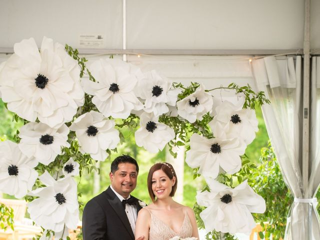 Sanjay and Lori's Wedding in Saratoga Springs, New York 22