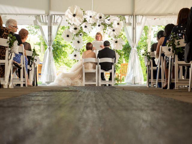 Sanjay and Lori's Wedding in Saratoga Springs, New York 26