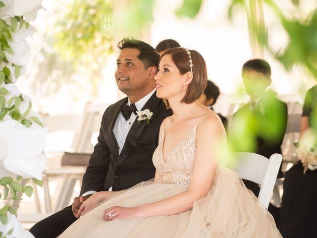 Sanjay and Lori's Wedding in Saratoga Springs, New York 28