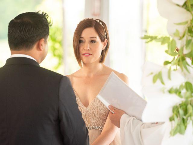 Sanjay and Lori's Wedding in Saratoga Springs, New York 29