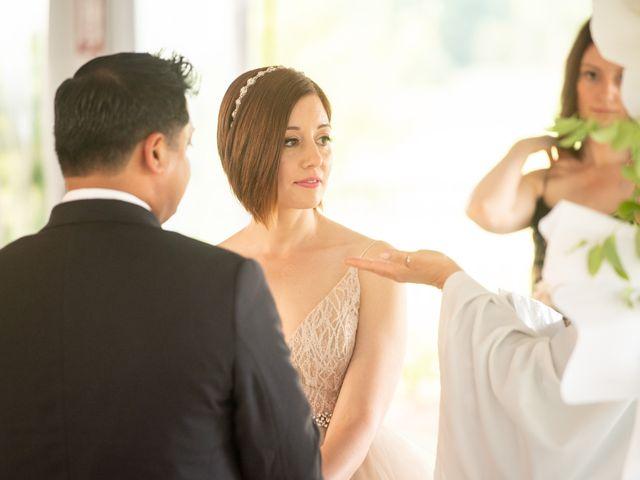 Sanjay and Lori's Wedding in Saratoga Springs, New York 30
