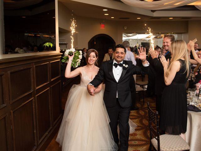 Sanjay and Lori's Wedding in Saratoga Springs, New York 36