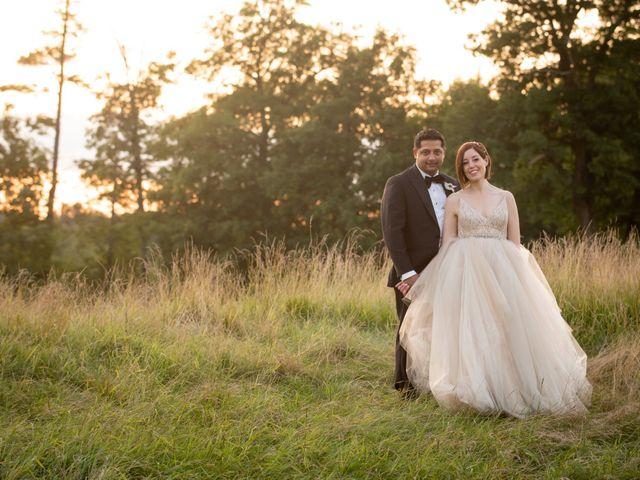 Sanjay and Lori's Wedding in Saratoga Springs, New York 40