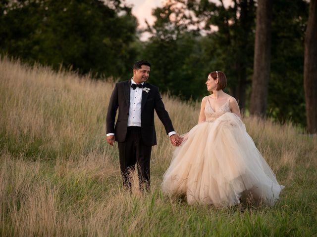 Sanjay and Lori's Wedding in Saratoga Springs, New York 41