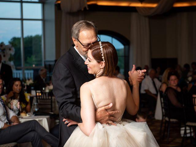 Sanjay and Lori's Wedding in Saratoga Springs, New York 45