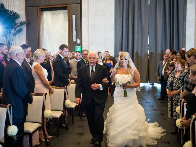Paul and Danielle's Wedding in Albany, New York 12
