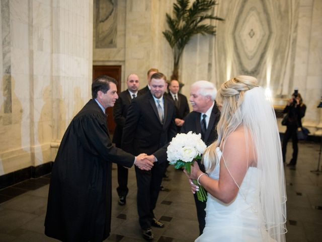 Paul and Danielle's Wedding in Albany, New York 13