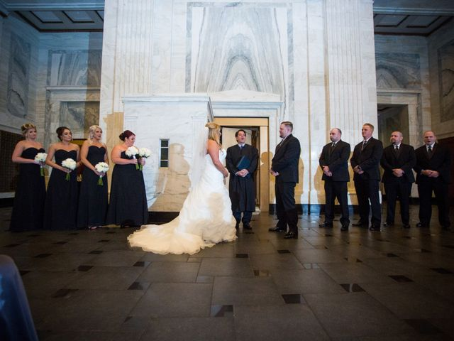 Paul and Danielle's Wedding in Albany, New York 14