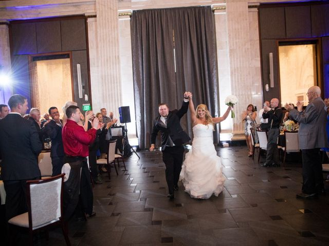 Paul and Danielle's Wedding in Albany, New York 20