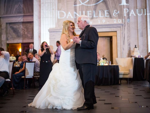Paul and Danielle's Wedding in Albany, New York 22