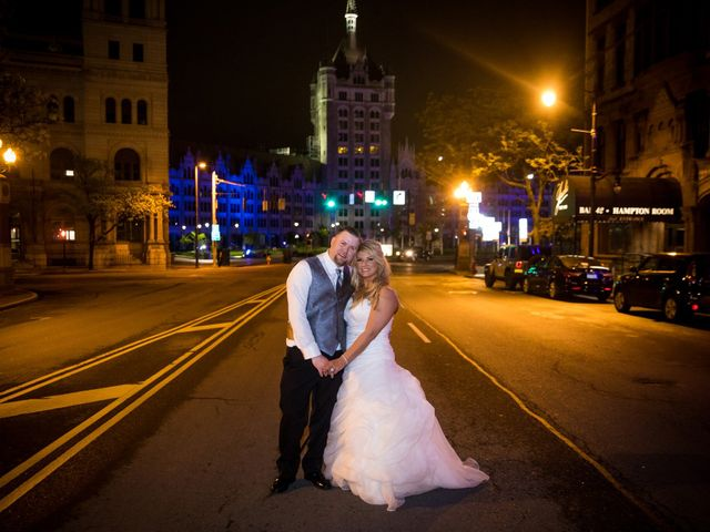 Paul and Danielle's Wedding in Albany, New York 2