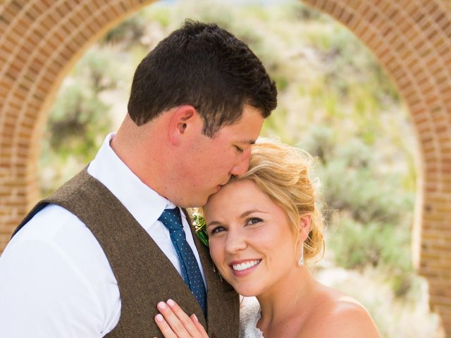 Ethan and Jessica's Wedding in Whitehall, Montana 26