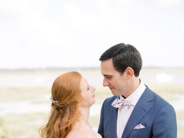 Bonnie and Sean's Wedding in Beaufort, South Carolina 13
