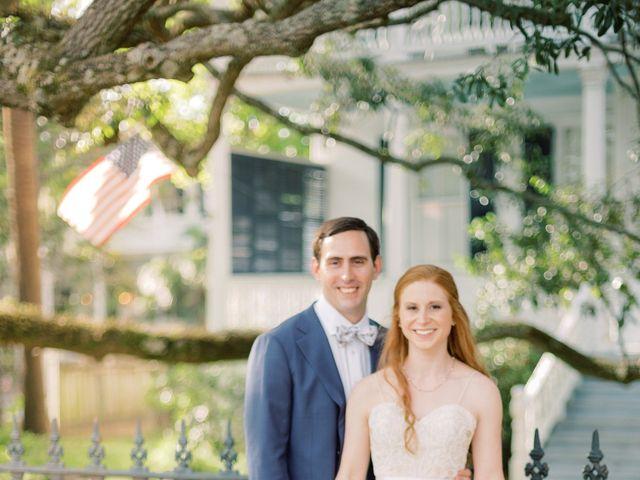 Bonnie and Sean's Wedding in Beaufort, South Carolina 21