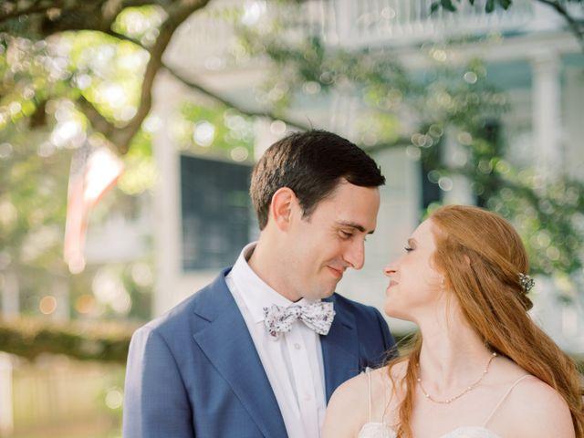 Bonnie and Sean's Wedding in Beaufort, South Carolina 22